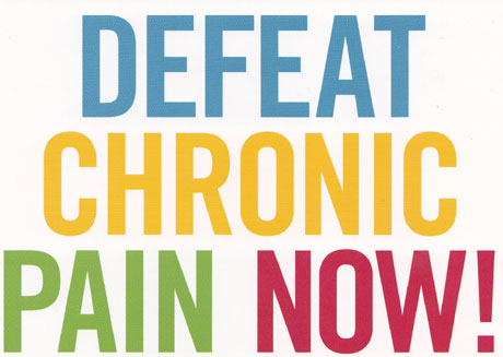Defeat Chronic Pain Now